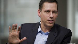 Crypto Experts Peter Thiel