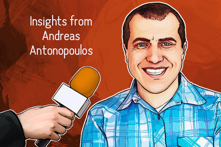 Cryptocurrency Future Andreas Antonopoulos Insights