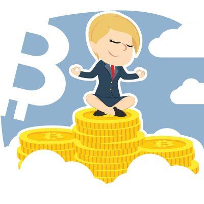 Bitcoin Hodler Zen