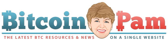 Bitcoin Pam Mobile Retina Logo