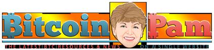 Bitcoin Pam Logo